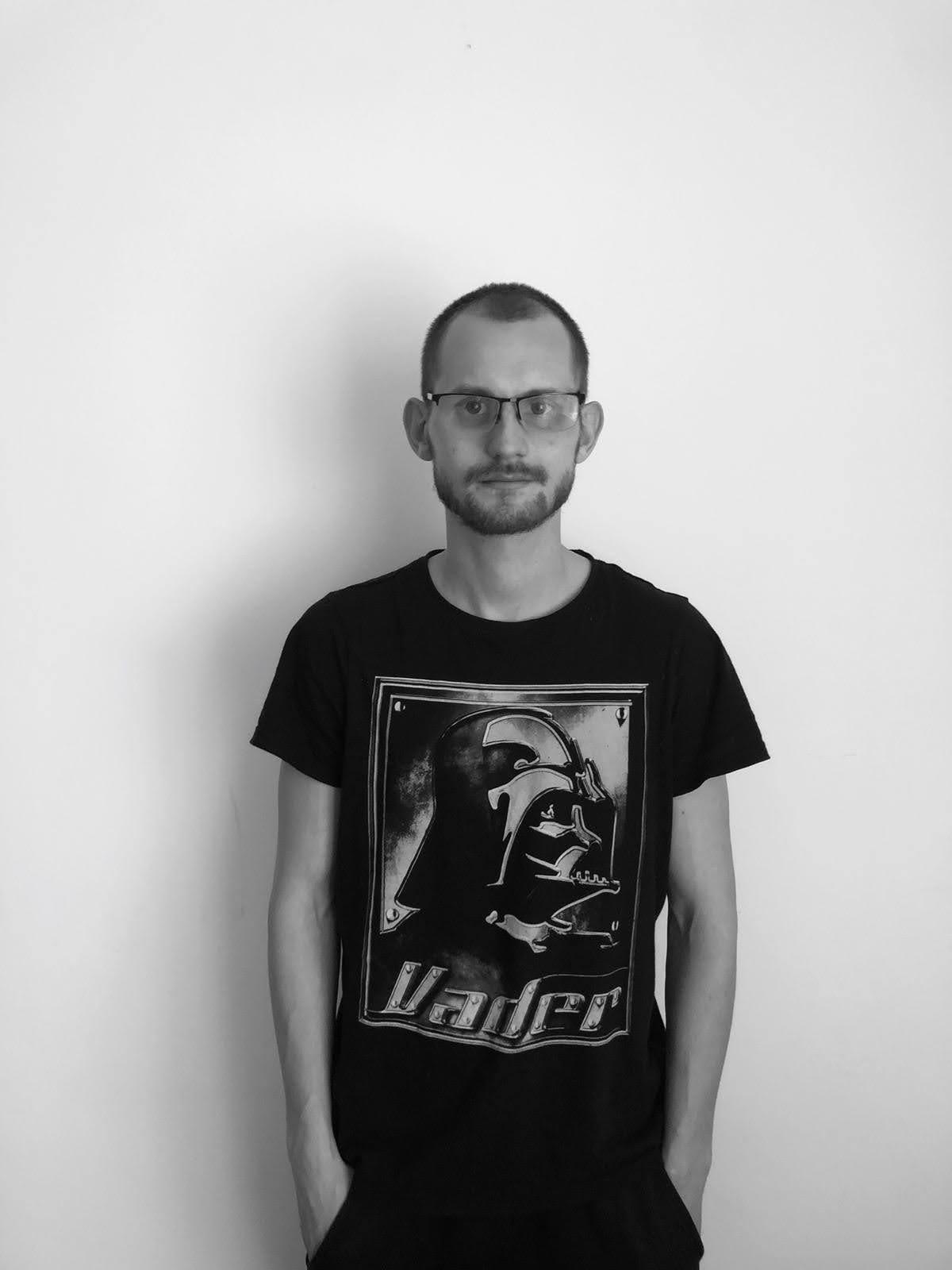 Robert Cierczek programador de aplicaciones web y software